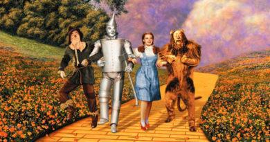 Comédie musicale : Le magicien d'Oz