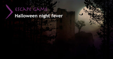 Halloween night fever