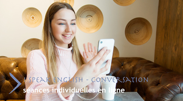 I Speak English – conversation