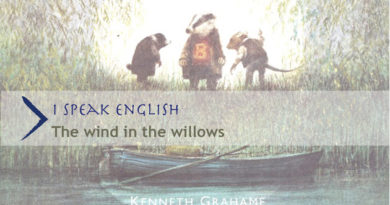 I Speak English > The wind in the willows